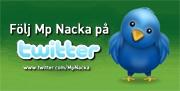 Miljöpartiet i Nacka på Twitter